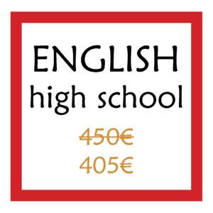 English ESO/BAT pagament únic