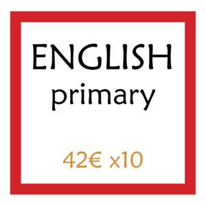 English primària pagament ajornat